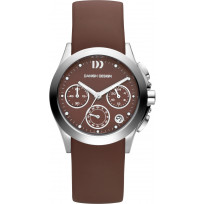 Danish Design Horloge 37 mm Stainless Steel IV21Q981 1
