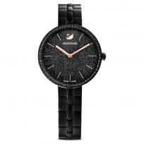 Swarovski 5547646 Horloge Cosmopolitan zwart 32 mm  1