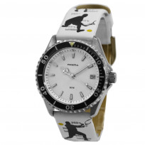 Coolwatch Prisma Kinderhorloge Happytime P.2567 Witte band 1