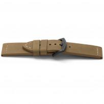 Horlogeband H408 Mustang Licht Bruin 22x22mm NFC 1