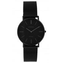 OOZOO C9935 Horloge staal/Mesh Black 32 mm 1