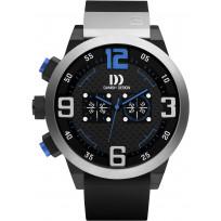 Danish Design Horloge 50 mm Stainless Steel IQ22Q1021 1