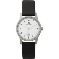 Danish Design IV12Q170 Horloge 28 mm Titanium  1