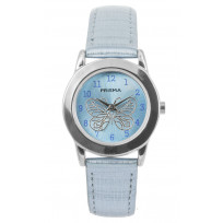 Coolwatch CW.184  Kinderhorloge 'Butterfly' blauw  1