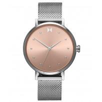 MVMT 28000030-D RVS Zilverkleurig Dot Horloge 36 mm 1