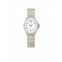Olympic OL72DSS108B Phoenix Horloge Staal Zilverkleurig 27mm Dames 1