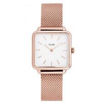 Cluse CW0101207001 horloge La Garconne 'Rosegold' rosékleurig 29 mm  1