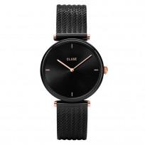 CLUSE CL61004 - 0101208004 Horloge Triomphe rosekleurig-zwart 33 mm  1