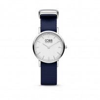 CO88 Collection 8CW-10041 - Horloge - nato band - donkerblauw - ø 26 mm  1