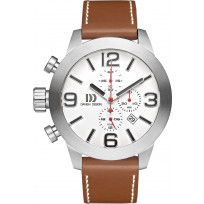Danish Design Horloge 48 mm Stainless Steel IQ12Q916 1