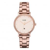 CLUSE CW0101209009 Horloge Le Couronnement 3-Link Winterwhite Rosegold 33 mm 1