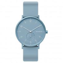 Skagen SKW6509 Horloge Aaren Kulor blauw 41 mm 1