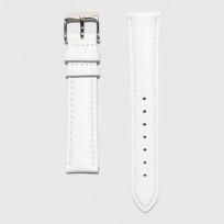 KRAEK White Silver   16 mm  horlogebandje 1