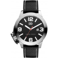 Danish Design Horloge 48 mm Stainless Steel IQ13Q915 1