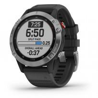 Garmin Fenix 6 Smartwatch 010-02410-00 Solar-Charging Power Glass 47 mm 1
