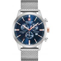 Swiss Military Hanowa Horloge 44 mm Stainless Steel 06-3308.12.003 1