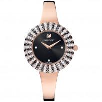 Swarovski 5484050 Dameshorloge Crystal Rose rosekleurig-zwart 1