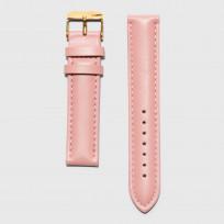 KRAEK Pink   Gold   18mm  horlogebandje 1