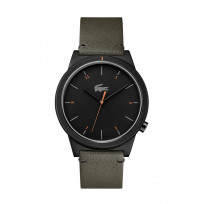 Lacoste LC2010991 MOTION Herenhorloge groen 42 mm 1