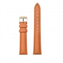 CLUSE CS1408101083 Horlogeband leder oranje-goudkleurig 16 mm 1