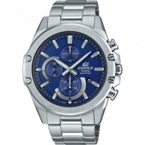 Casio Edifice EFR-S567D-2AVUEF Chronograaf saffierglas 45,6 mm