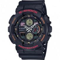 Casio GA-140-1A4ER Horloge G-Shock Classic zwart 55 mm
