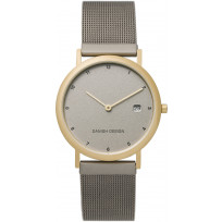 Danish Design Horloge 34 mm Titanium IQ65Q272 1