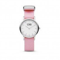 CO88 Collection 8CW-10039 - Horloge - nato band - roze - ø 26 mm  1