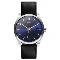 MVMT 28000041-D RVS Zwart Element Horloge 43 mm 1