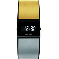Jacob Jensen Horloge 29/24 mm Titanium 533 1
