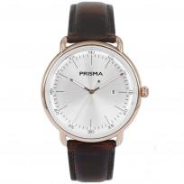 Prisma Herenhorloge rosé-goudkleurig P.1913  1