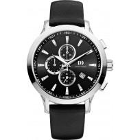 Danish Design Horloge 45 mm Titanium IQ13Q1057 1