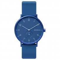 Skagen SKW6508 Horloge Aaren Kulor blauw 41 mm 1