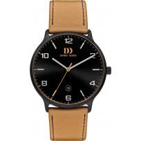 Danish Design IQ29Q1127 Horloge Titanium 39 mm 1