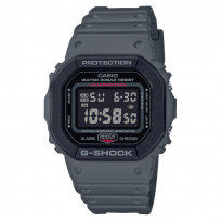 Casio DW-5610SU-8ER The Origin G-Shock Horloge grijs 48,9 mm