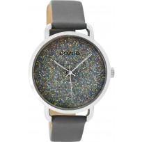 OOZOO Horloge Timepieces grey 38 mm C9102 1