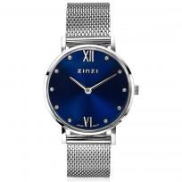 Zinzi ZIW630M Horloge Lady + gratis armband 26 mm zilverkleurig 1