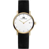 Danish Design IV10Q272 Horloge Titanium 27 mm  1