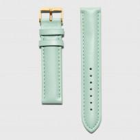 KRAEK Green Gold   16 mm  horlogebandje 1