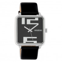 OOZOO C10364 Horloge Timepiece Collection Black 35 x 35 mm 1