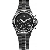 Danish Design Horloge 38 mm Stainless Steel and Ceramic IV63Q961 1