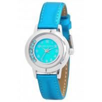 Coolwatch kinderhorloge 'Dazling Diamonds' aquablauw CW.212 1