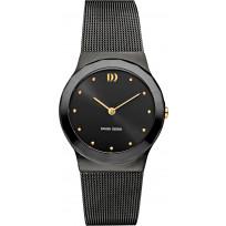 Danish Design Horloge 32,5 mm Stainless Steel and Ceramic IV61Q1169 1