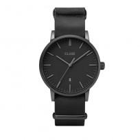 Cluse CW0101501010 Herenhorloge Aravis zwart 40 mm 1