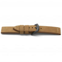 Horlogeband H407 Mustang Hazel Bruin 22x22mm NFC 1