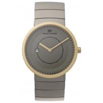 Danish Design Horloge 40 mm Titanium IQ65Q830 1