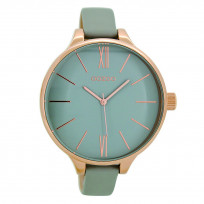 OOZOO Horloge C9542 Timepieces Collection 45 mm stonegrey 1