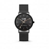 CO88 Horloge staal/mesh 36 mm goudkleurig 8CW-10013 1