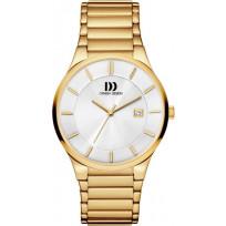 Danish Design Horloge 39 mm staal IQ05Q1112 1