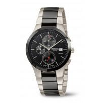 Boccia 3748-01 Horloge Titanium-Keramiek saffierglas 39 mm 1